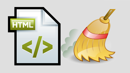 HTML Cleanup